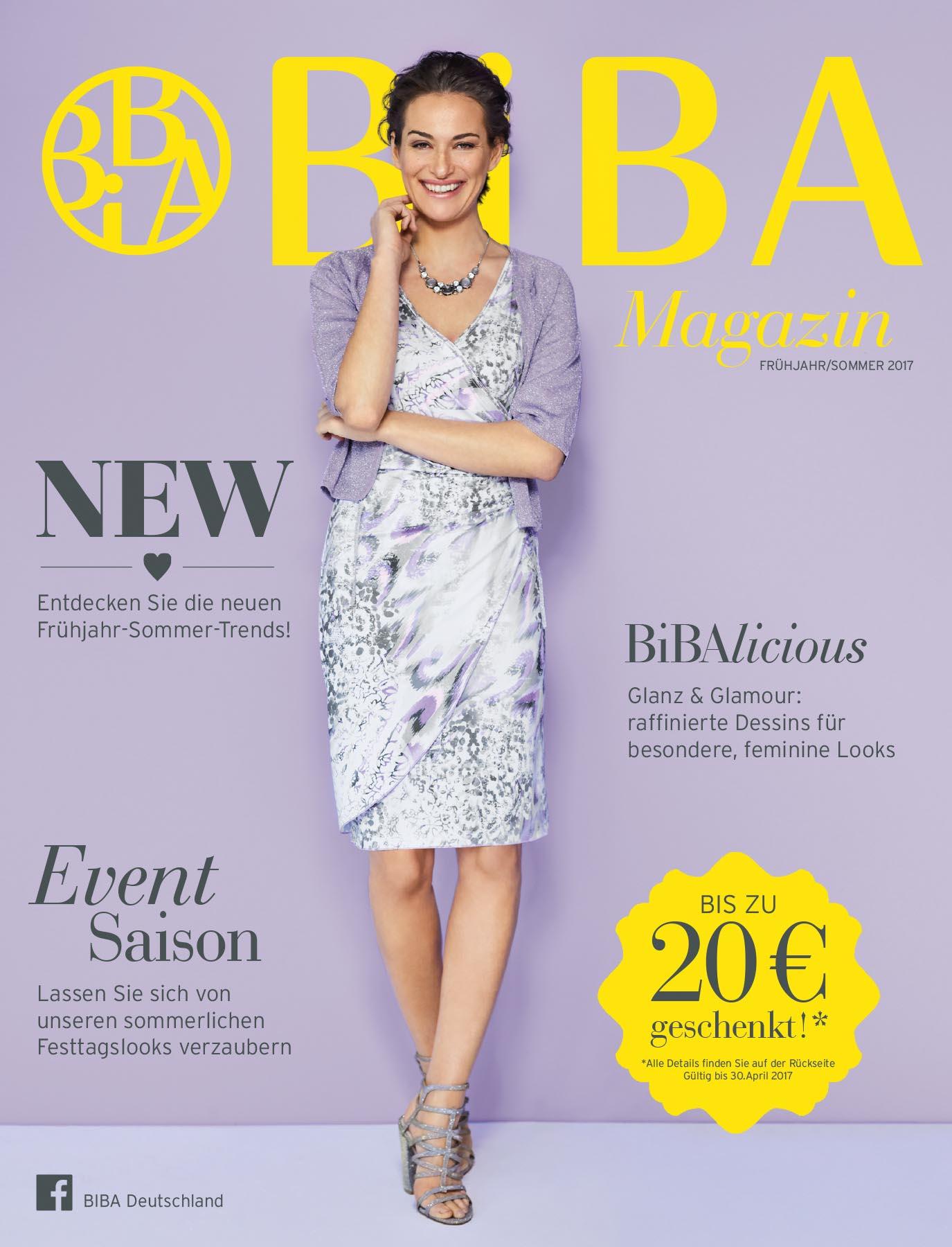 BiBa Magazin Frühjahr 2017