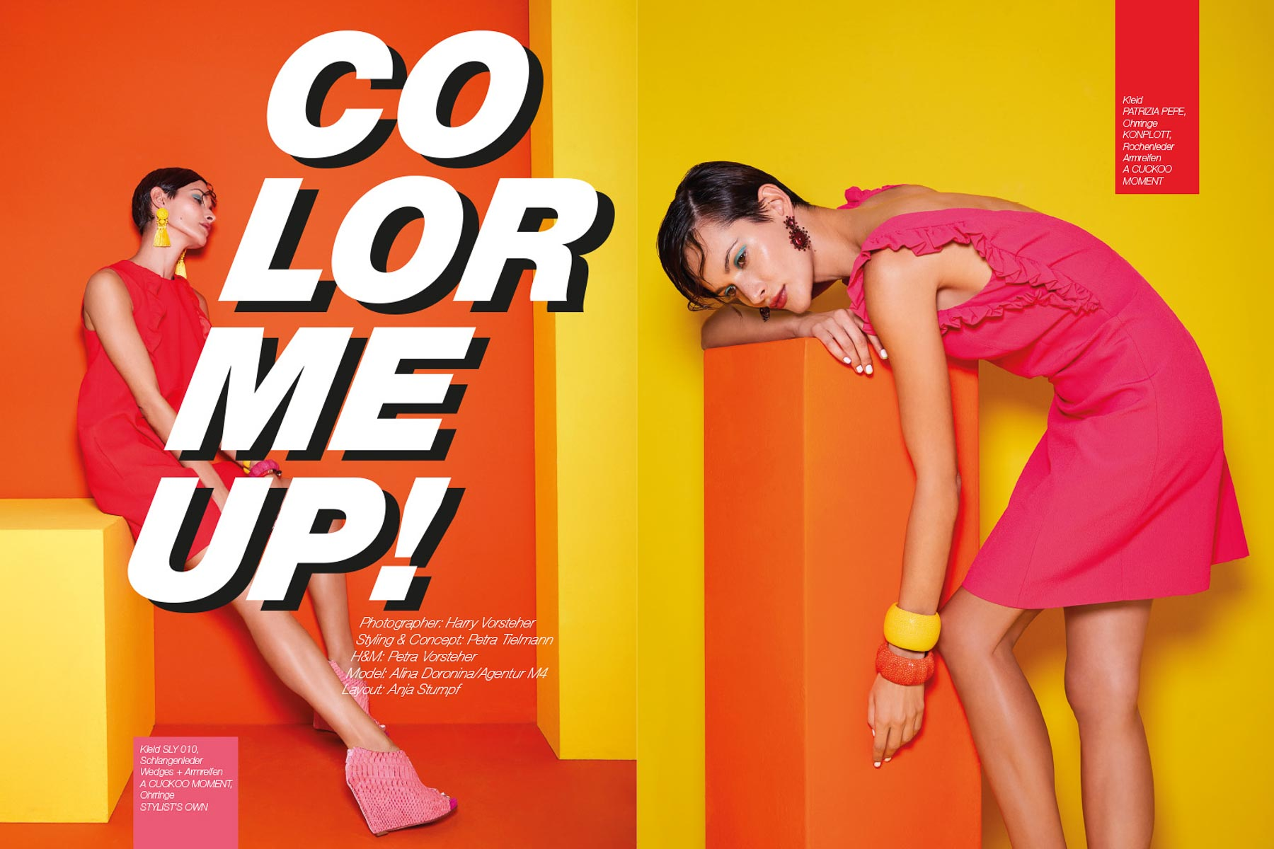 Editorial – Color Me Up!